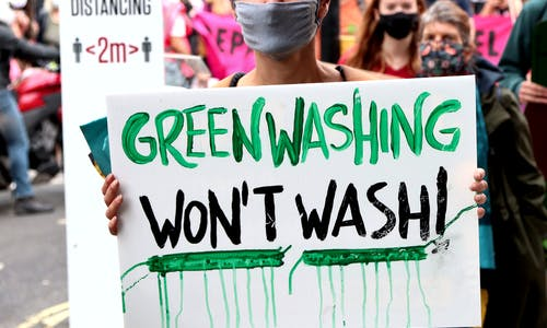 8 brands called out for greenwashing in 2020