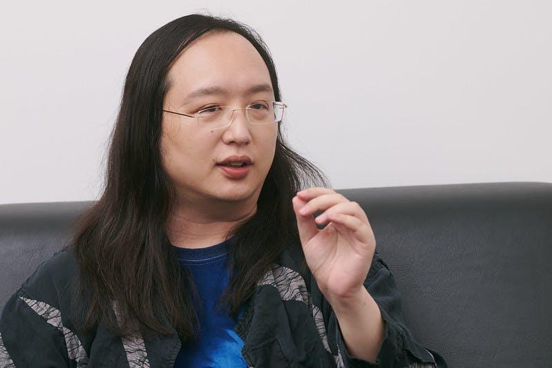 taiwan minister audrey tang