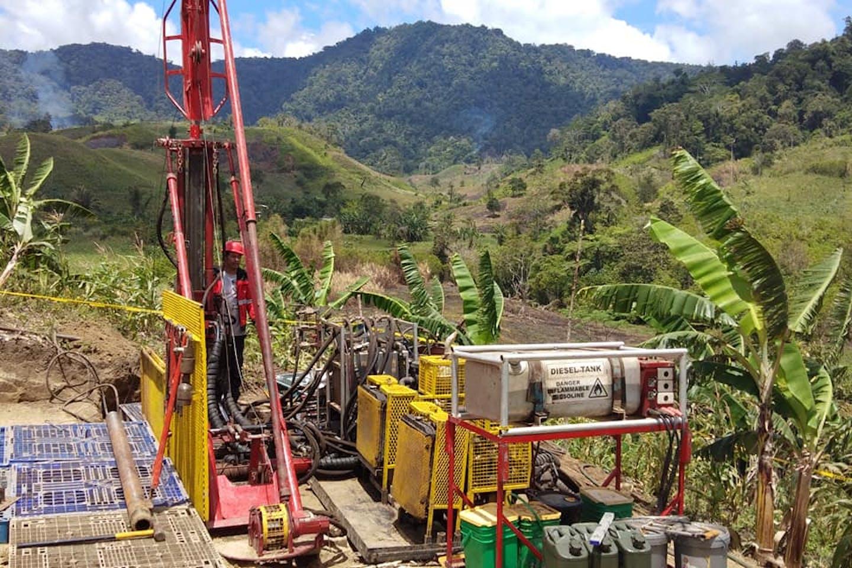 Sagittarius Mines, Inc's Tampakan mining operation