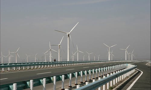 Offshore wind takes off in China