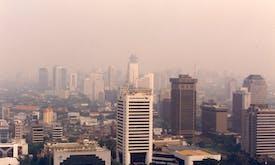 Coronavirus lockdowns cut air pollution globally. Jakarta was the exception