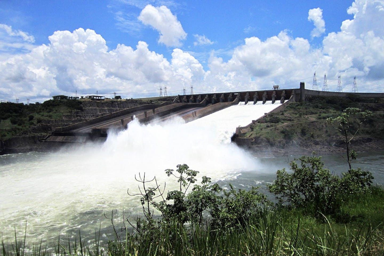Itaipu dam Brazil