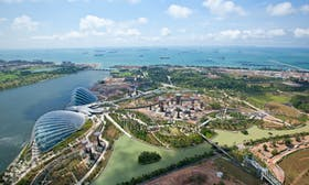 Gardens beneath the bay: The existential threat of rising sea levels