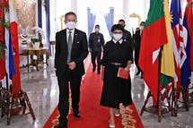 Singapore calls for regional leaders' summit to discuss Myanmar crisis