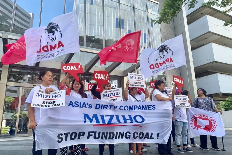 coal protests