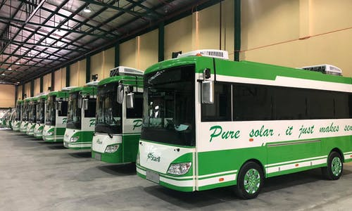 Do Filipinos dream of electric jeepneys?