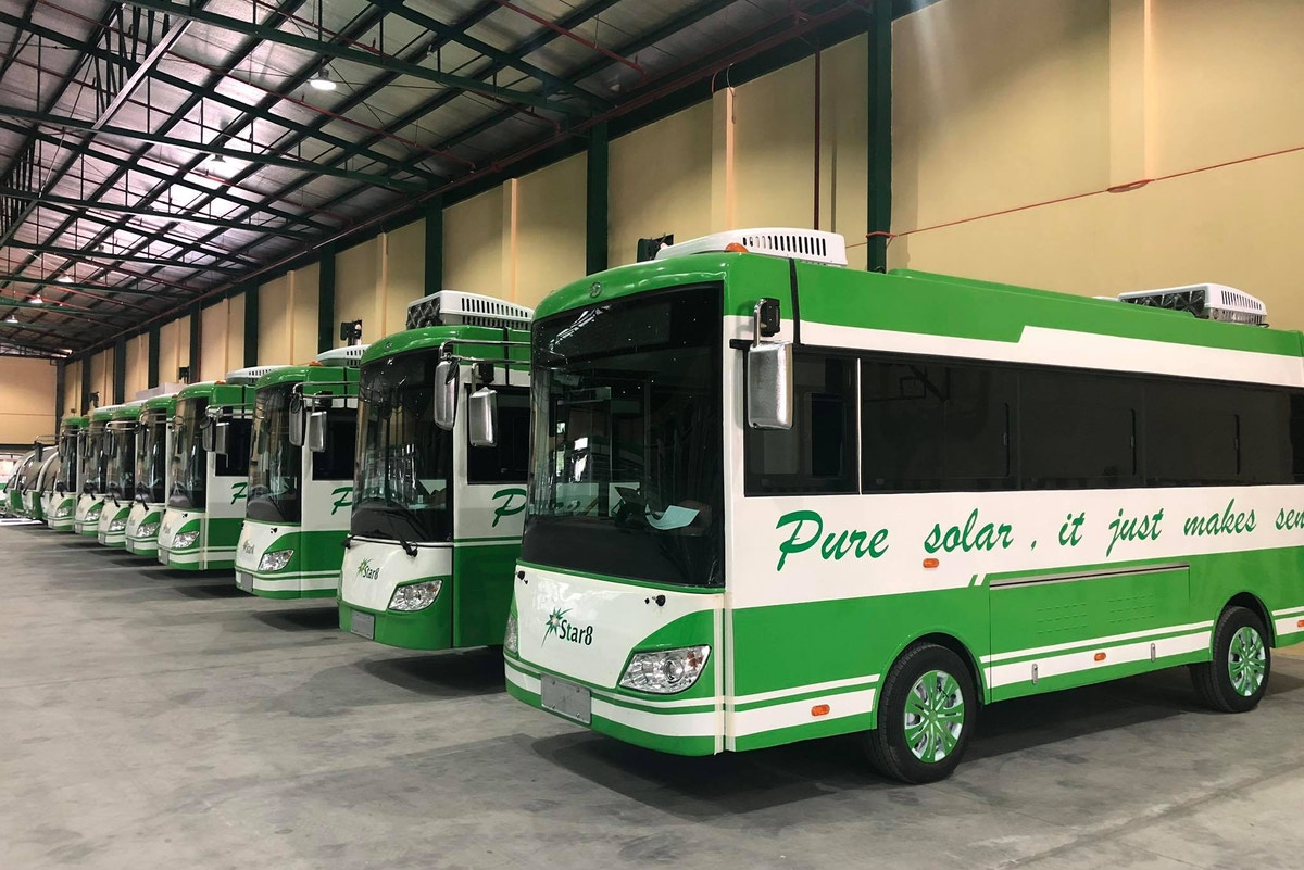 Do Filipinos Dream Of Electric Jeepneys News Eco Business Asia Pacific