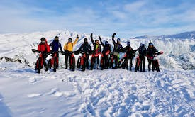 HER Planet Earth first all-female team to fatbike across Greenland