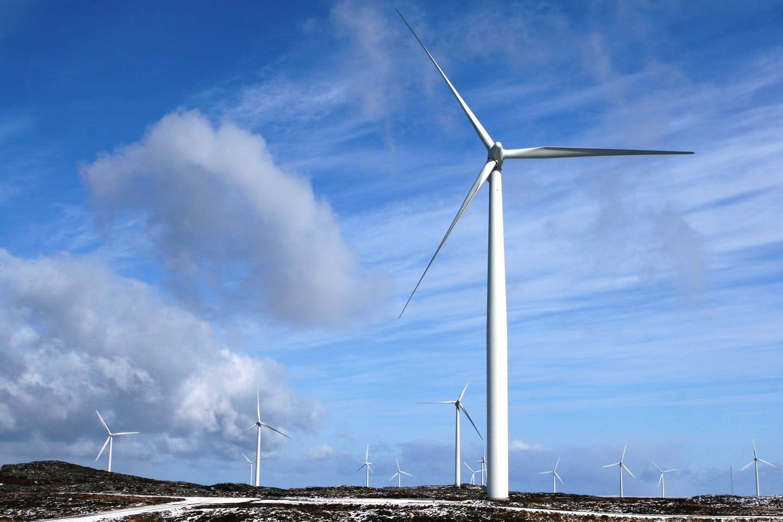 wind turbines norway