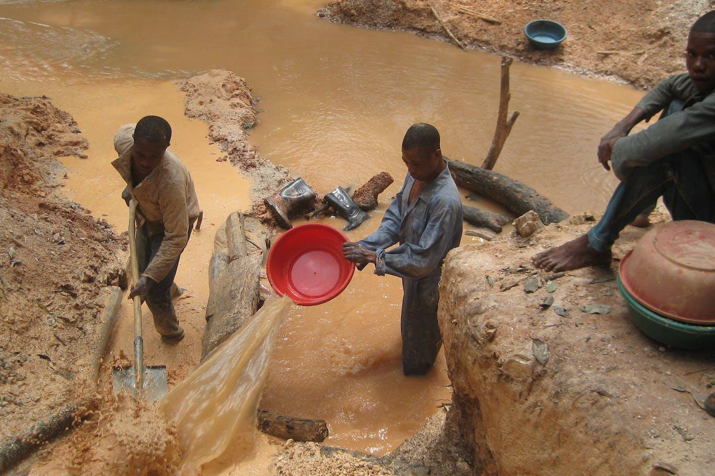 Renewables, human rights, mineral mining