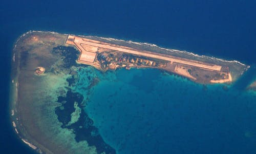 Geopolitical standoff in South China Sea results to environmental fallout