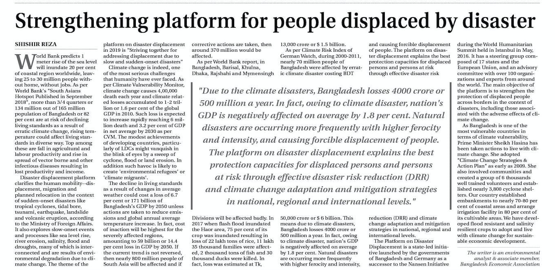 climate news bangladesh
