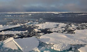 The Arctic on the frontlines