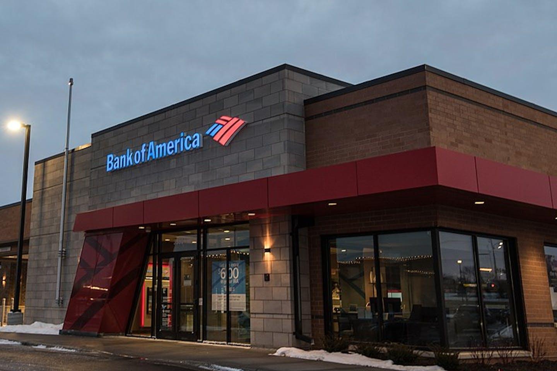 Bank of America in Minnesota