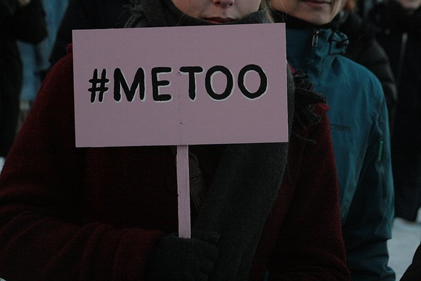 #metoo oslo womens march