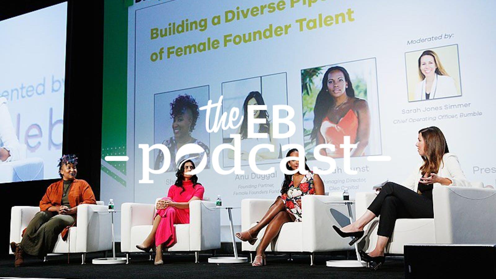 women founders tech