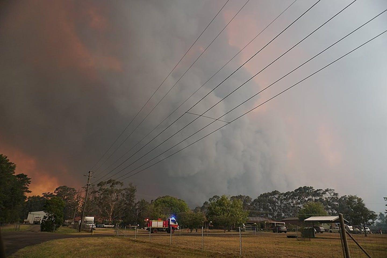 australia bushfires 2019