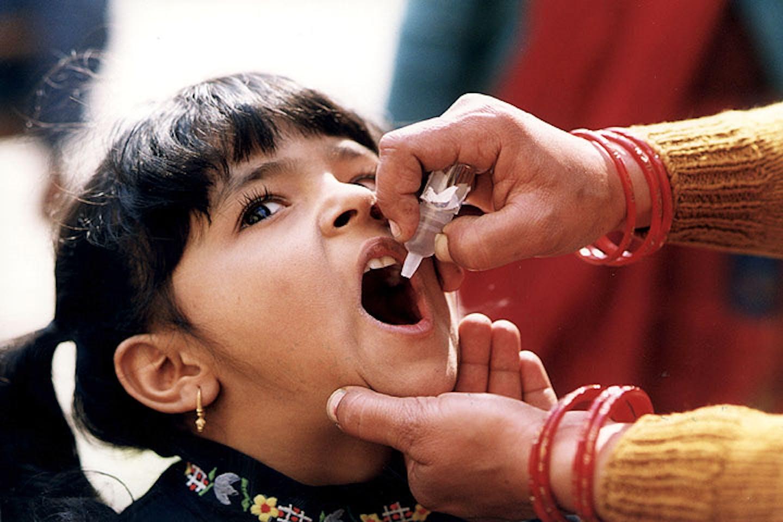 polio vaccine health