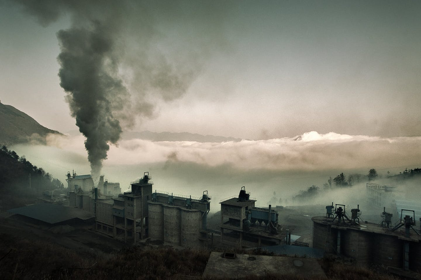 cement factory in china