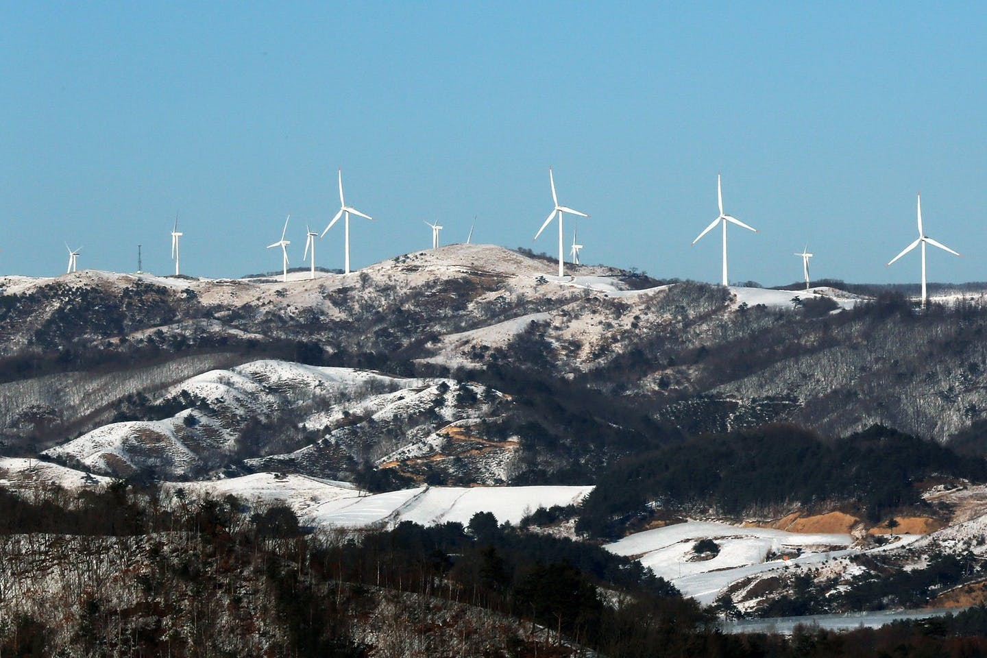South Korea, renewables