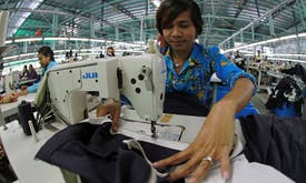 'Please, we are not animals': Virus fears weigh on Cambodia's garment workers