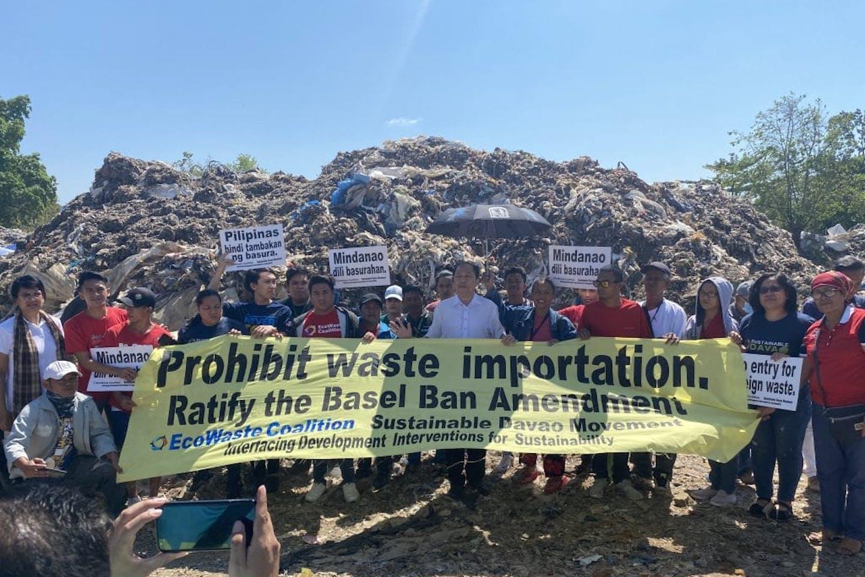 philippines waste imports