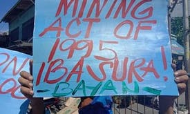 Indigenous groups continue fight against newly-revived Philippine mine
