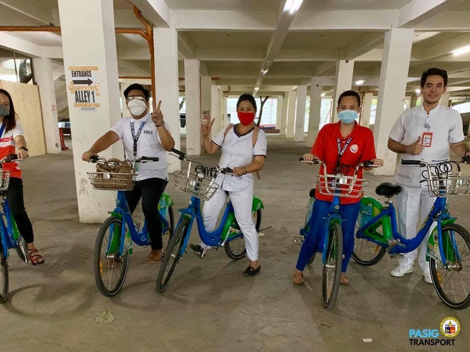 bike share pasig
