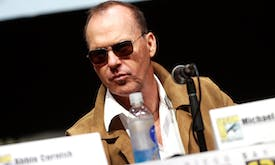 Michael Keaton's next project? Green construction in Pittsburgh