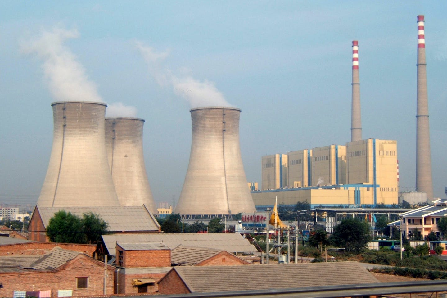 coal plant in china 1