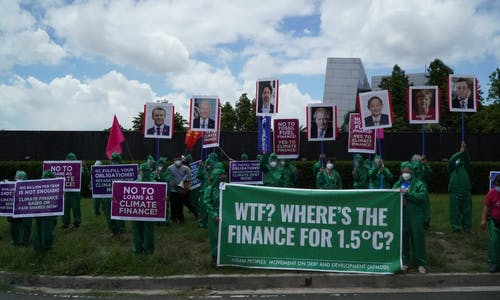 Filipino campaigners slam G7's failure to deliver promised US$100 billion annual funding in climate finance