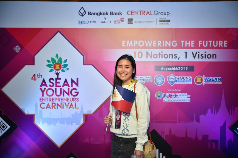 Audrey Pe Asean Tech Conf2