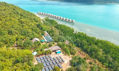 Microgrids are powering remote communities—and helping Southeast Asia's eco resorts live up to their name