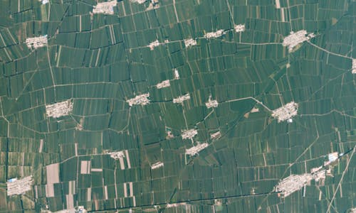 How satellite imagery is helping precision agriculture grow to new heights