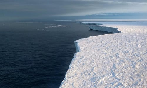 Melting Arctic needs new name to match reality