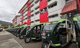 Electric vehicles in the Philippines: a mottled green solution