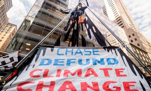 Fossil fuel funding by world's biggest banks has grown every year since the Paris Agreement, report finds