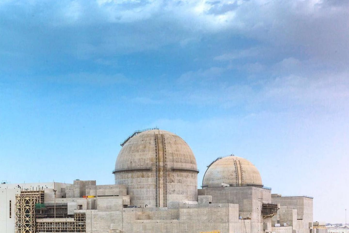 Barakah nuclear power station UAE