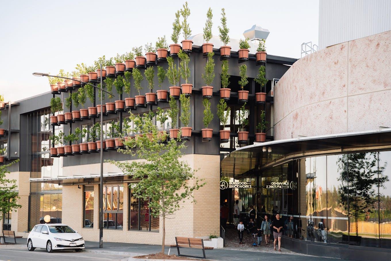 Frasers Property's Burwood Brickworks Shopping Centre