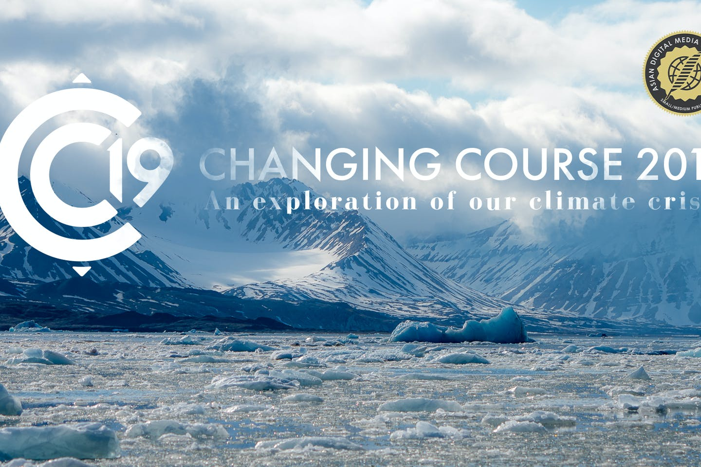 Changing Course 2019 bags two Awards