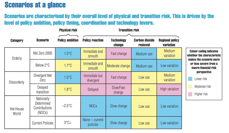 CCA Dilemmas for Central Banks
