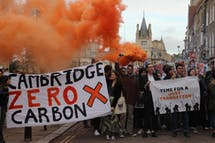Cambridge University to divest from fossil fuels, as momentum to decarbonise grows among world's top colleges