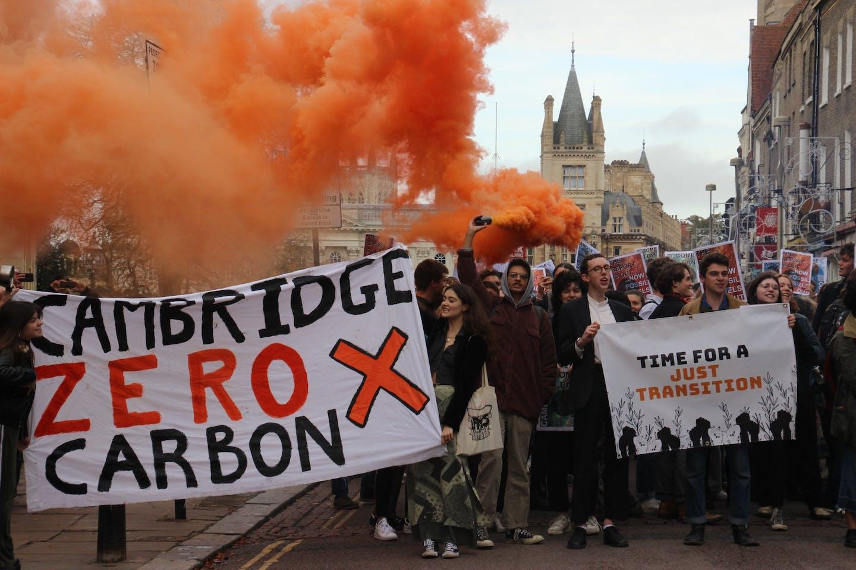 cambridge zero carbon society