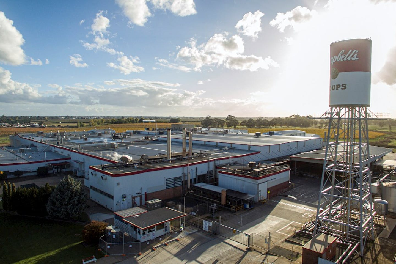 Campbell's Australia Shepparton plant