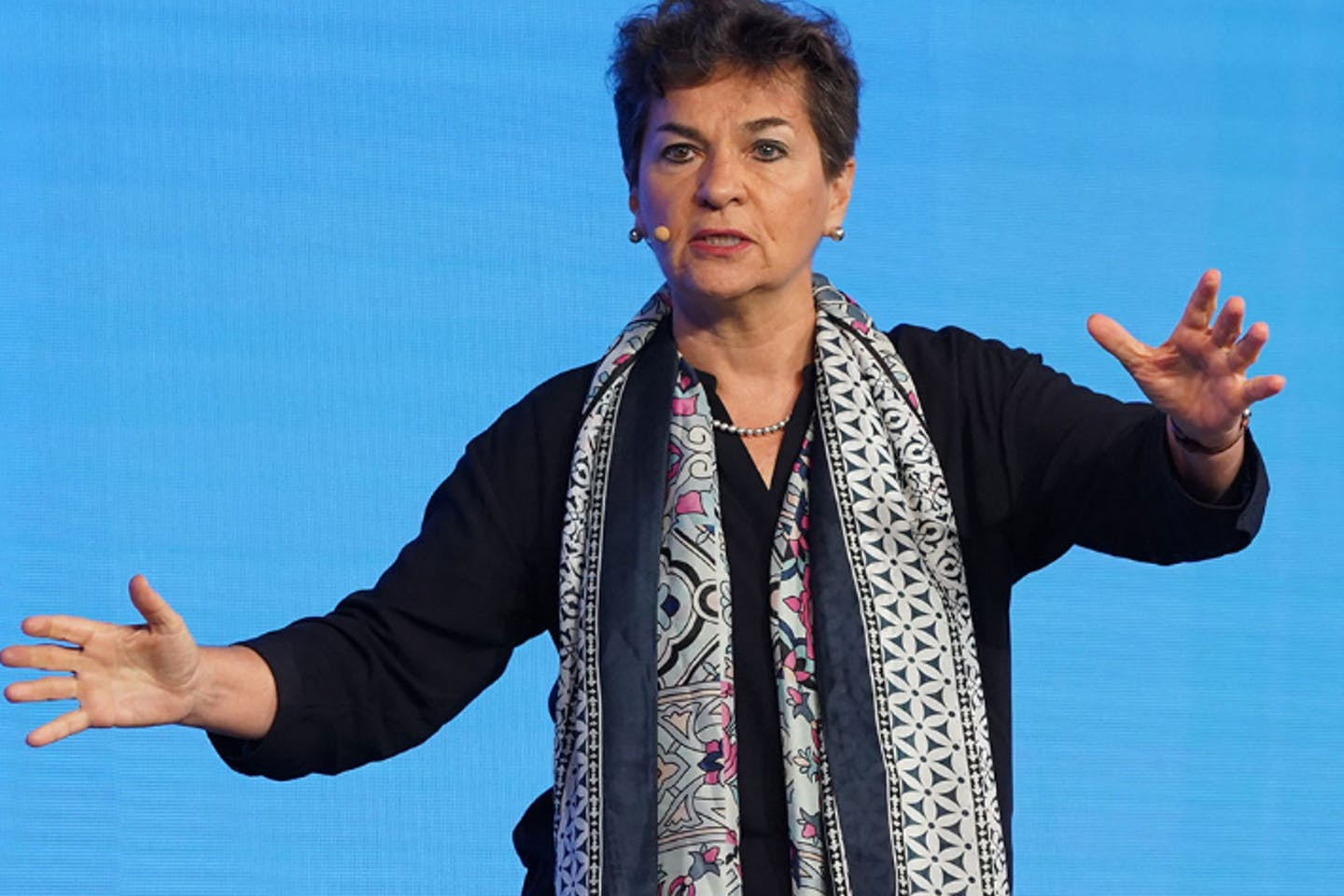 Christiana Figueres at Ecosperity 2019
