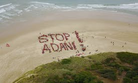 Approved Adani mine could open up new coal district in Australia