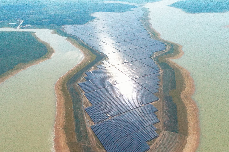 Vietnam, solar farm, 2020
