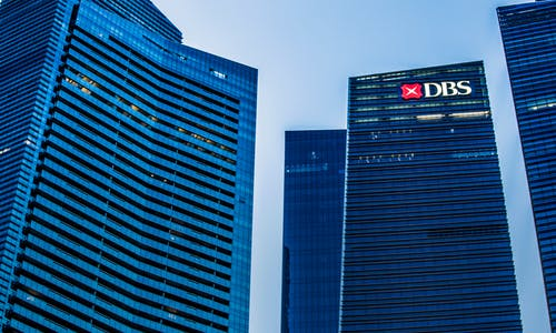 DBS launches transition financing framework to help 'less than dark-green' industries