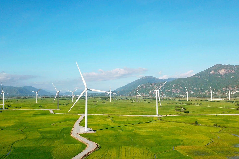 Dam Nai wind power project