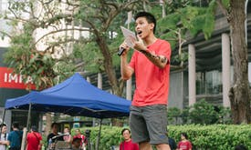 Students for sustainability… Singapore Institute of Technology's Ho Xiang Tian